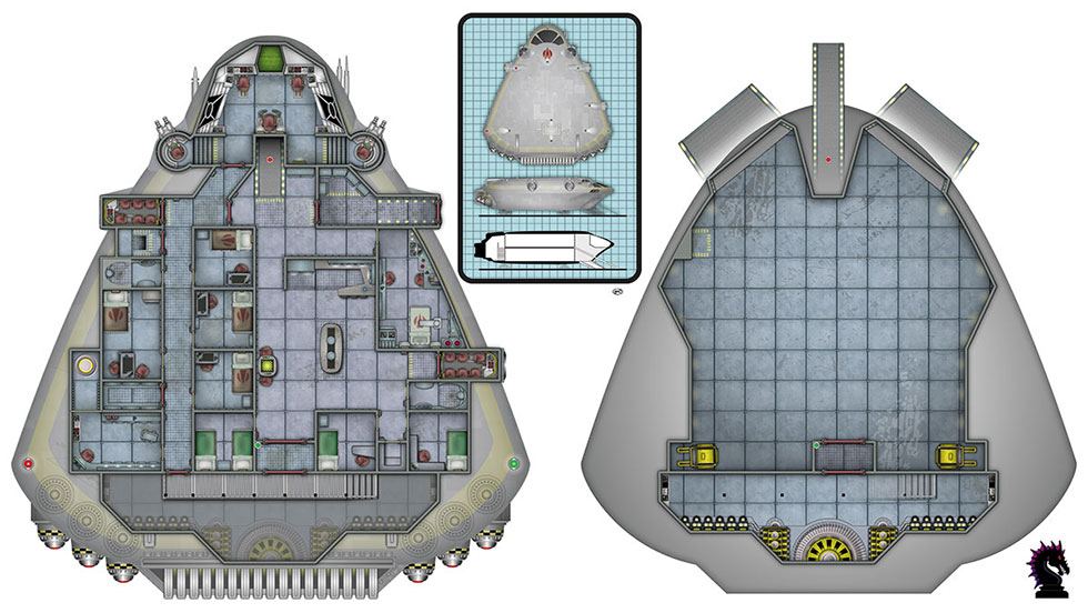 Map samples keith curtis for Final fortress blueprints